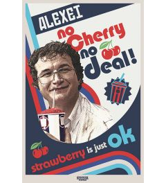 Stranger Things No Cherry No Deal Poster 61x91.5cm