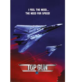Top Gun The Need For Speed Poster 61x91.5cm
