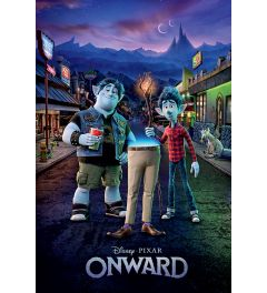 Onward Adventure Poster 61x91.5cm