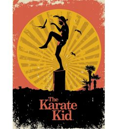 The Karate Kid Sunset Poster 61x91.5cm