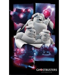 Ghostbusters Afterlife Minipuft Poster 61x91.5cm