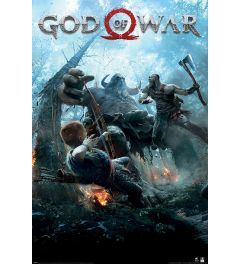 God of War Poster 61x91.5cm