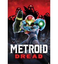 Metroid Dread Shadows Poster 61x91.5cm