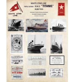 Titanic - Collage