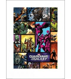 Guardians of the Galaxy - Comics
