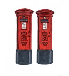 London - Post Boxes