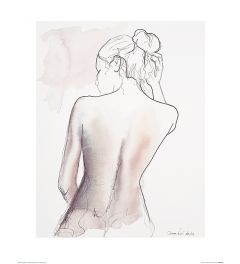 Ballet Friday Art Print Aimee Del Valle 40x50cm