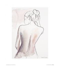 Ballet Friday Art Print Aimee Del Valle 30x40cm
