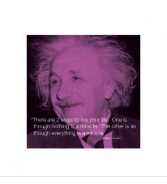 Albert Einstein - I.Quote