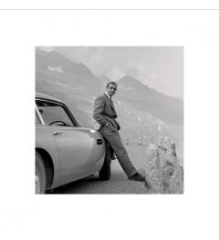 James Bond - Aston Martin