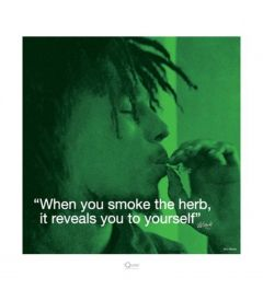 Bob Marley - I.Quote - Herb