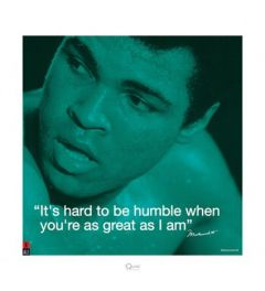 Muhammad Ali - I.Quote - Humble