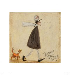 Rovers Day Out - Sam Toft