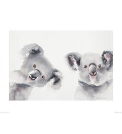 Koalas Art Print Aimee Del Valle 60x80cm