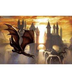 Ciruelo - Dragon Sunset