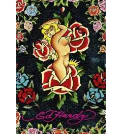 Ed Hardy - Roos Pinup