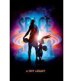 Space Jam 2 film poster