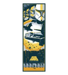 Star Wars Episode II Poster 53x158cm