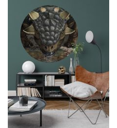 Tarchia Self-adhesive Wallpaper Circle ⌀125