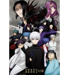 Tokyo Ghoul Key Art 3 Poster 61x91.5cm
