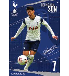 Tottenham Hotspur FC Son Poster 61x91.5cm