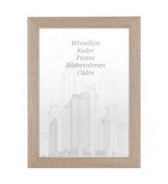 Frame 70x90cm Honey - Wood