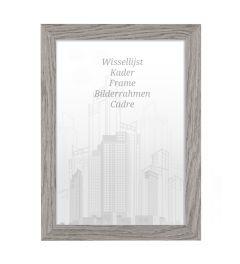 Frame 40x50cm Rock Grey - Wood