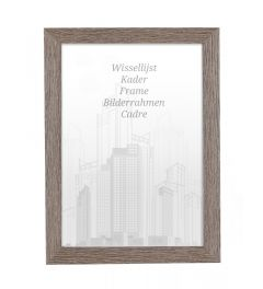 Frame 61x91,5cm Licorice - Wood