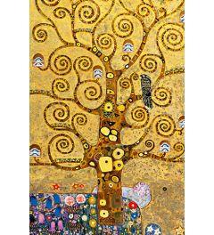 Gustav Klimt Tree Of Life 1-delig Fotobehang 115x175cm