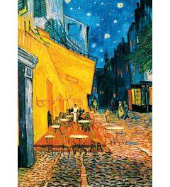 Terasse De Café La Nuit Wall mural 4-parts 183x254cm