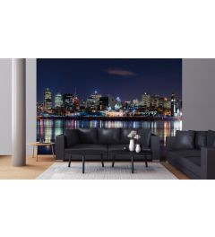 Montreal Canada Wall Mural 4-parts 368x254cm