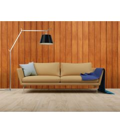 Wood Texture Wall Mural 4-parts 368x254cm