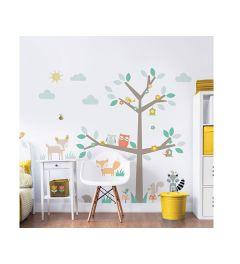 Woodland Tree XXL Wall Sticker