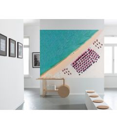 South Beach 2-part Non-Woven Wall Mural 184x248cm