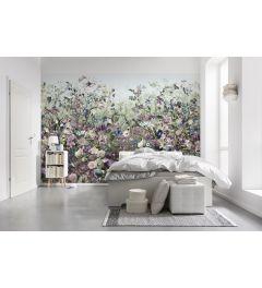 Botanica Wall Mural non-woven 4-parts 368x248cm