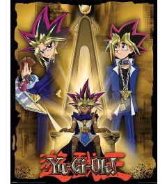 Yu-Gi-Oh! Pharaoh Atem Poster 40x50cm