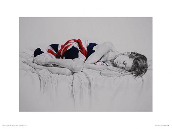 Art Print Union No. 1 - Trudy Good Posters.eu