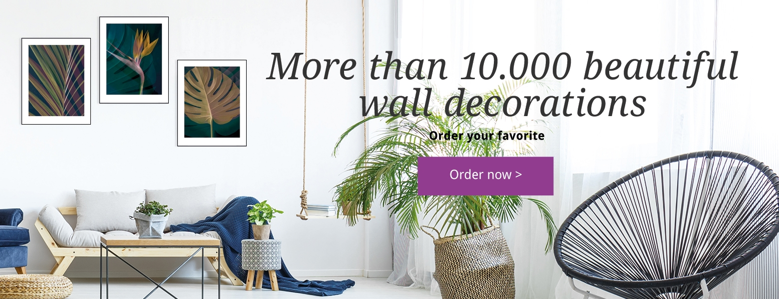 More than 20.000 products